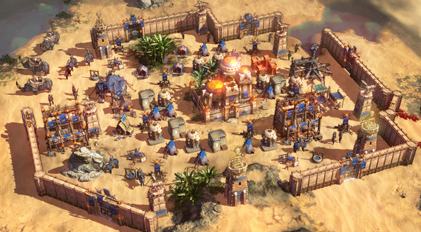 Capture d'écran Conan unconquered