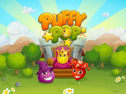 Capture d'écran Puffy Pop