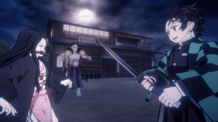 Capture d'écran Demon Slayer: Kimetsu no Yaiba – Keppuu Kengeki Royale Android