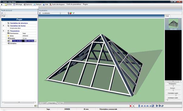 Capture d'écran Cover 3D