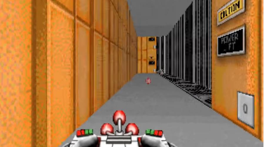 Capture d'écran Chex Quest HD