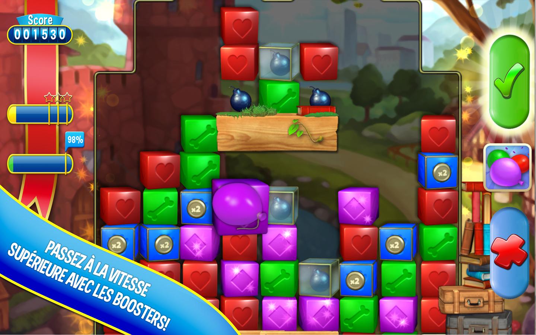 Capture d'écran Pet Rescue Saga Android