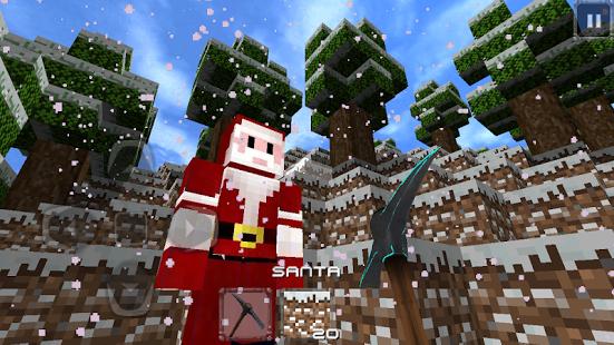 Capture d'écran Winter Craft 2: Survival