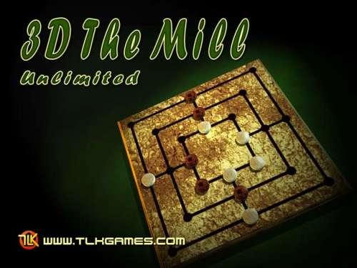 Capture d'écran 3D The Mill Unlimited