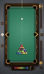 Capture d'écran Billard – Pool Billiards Pro