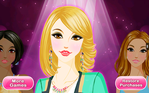 Capture d'écran Beauty Salon – Girls Games