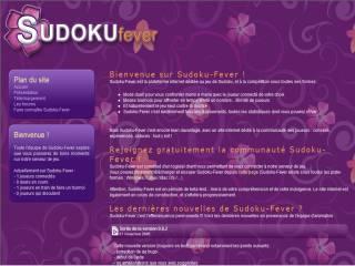 Capture d'écran Sudoku-Fever