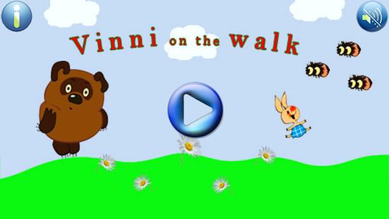 Capture d'écran Vinni on the walk