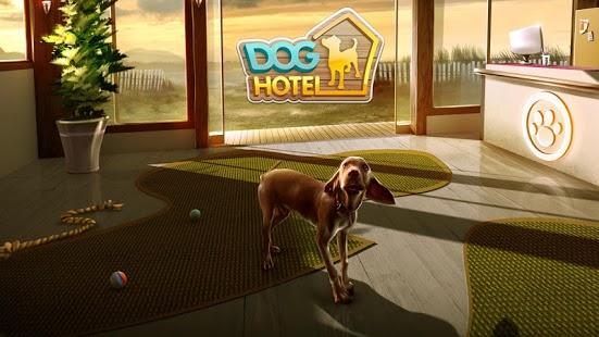 Capture d'écran DogHotel Lite