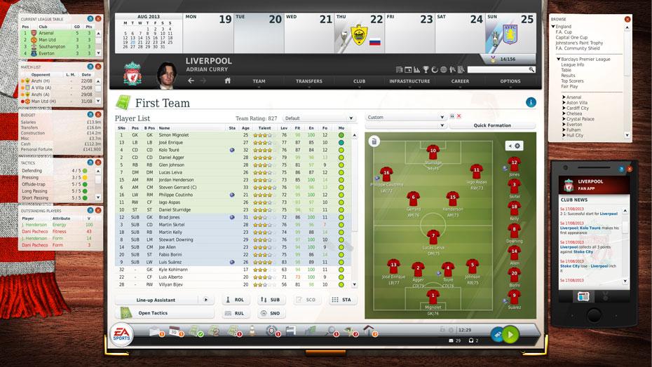 Capture d'écran LFP Manager 14