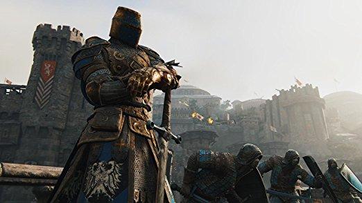Capture d'écran For Honor