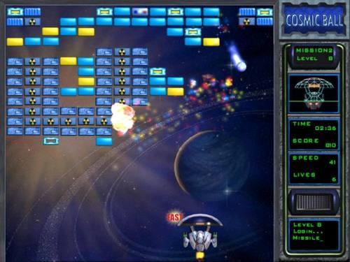 Capture d'écran Arkan Ball