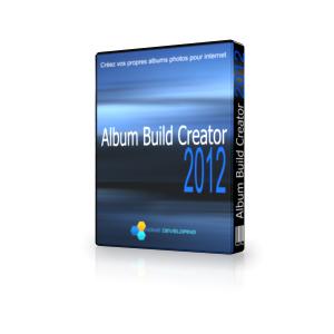 Capture d'écran Album Build Creator 2012