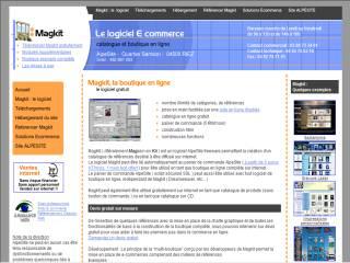 Capture d'écran MagKit