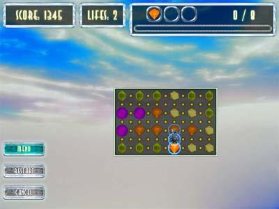 Capture d'écran Match3 Maze