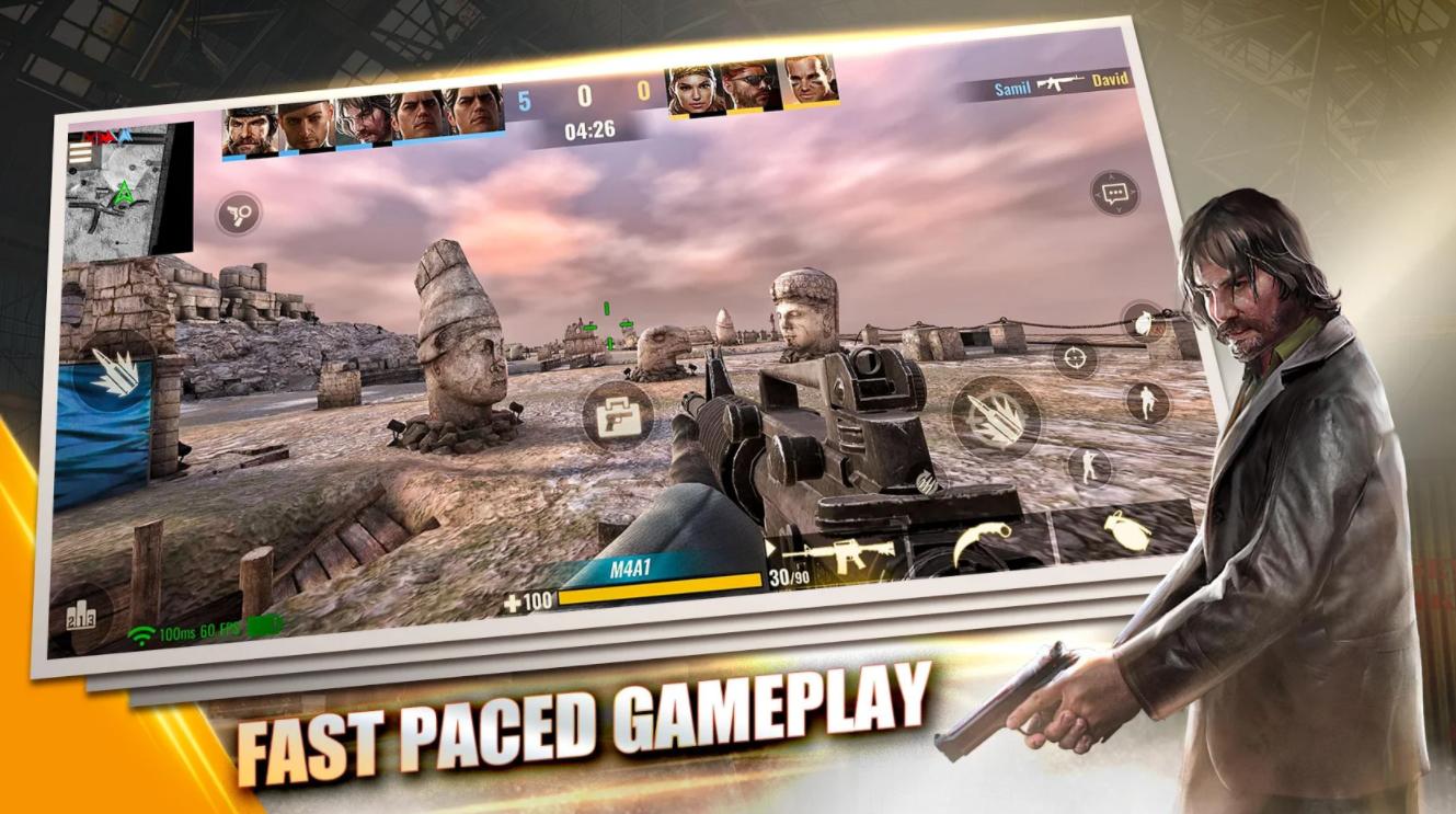 Capture d'écran Zula Mobile Android