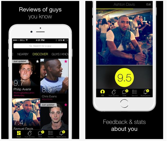 Capture d'écran Lulu – iOS