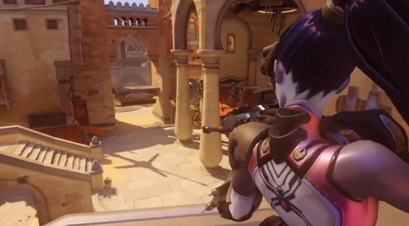 Capture d'écran Overwatch Mac