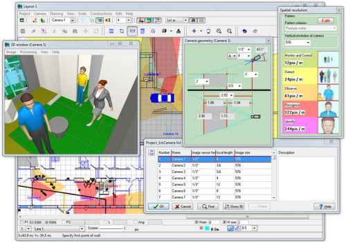 Capture d'écran VideoCAD Starter II Kit