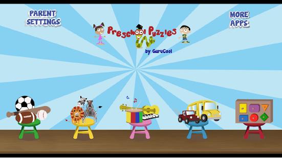 Capture d'écran Jeux d'énigmes éducatives