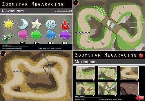 Capture d'écran Zoomstar Megaracing Maximumm