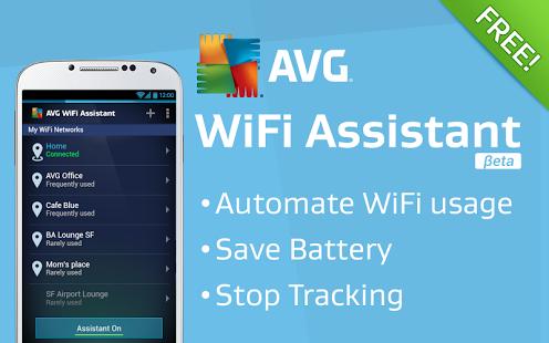 Capture d'écran WiFi Assistant Android