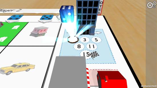 Capture d'écran Doodle City