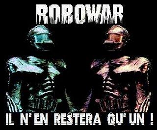 Capture d'écran ROBOWAR