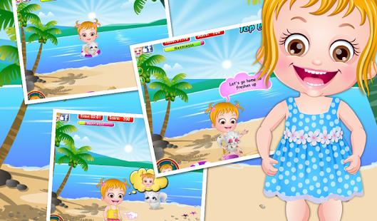 Capture d'écran Baby Hazel Spa Bath