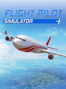 Capture d'écran Flight Pilot Simulator 3D Free