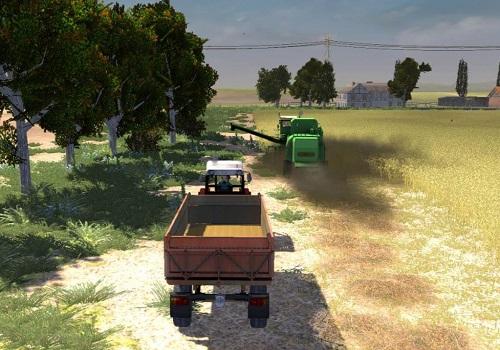 Capture d'écran Farm Machines 2013