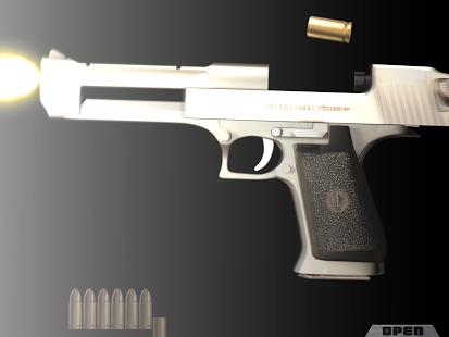 Capture d'écran IGun Pro -The Original Gun App
