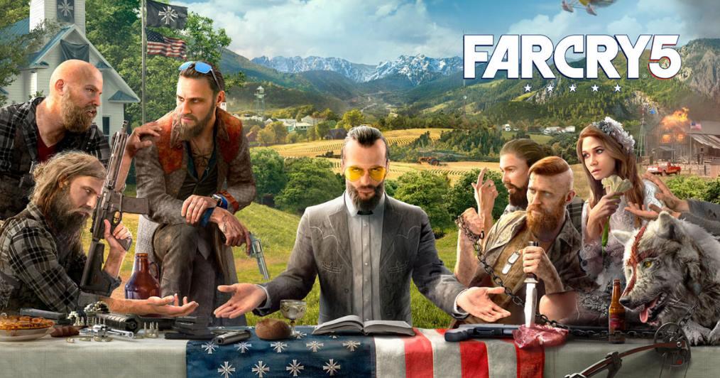 Capture d'écran Far Cry 5 : Résistance PC