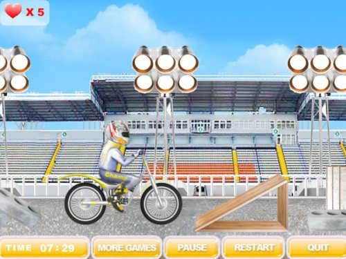 Capture d'écran Crazy Motorbike