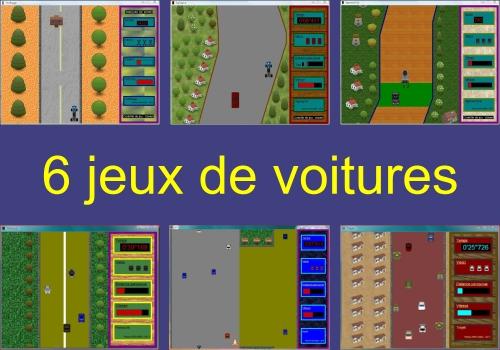 Capture d'écran PK-Voitures