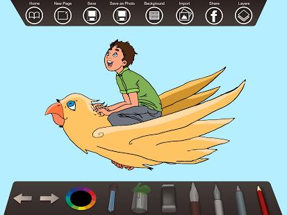 Capture d'écran Paperless – Dessin Tablette