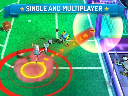 Capture d'écran CN Superstar Soccer