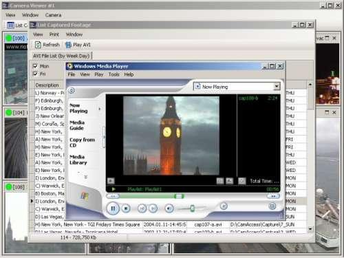 Capture d'écran Visual Hindsight Home Edition