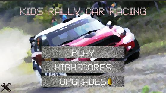 Capture d'écran Kids Rally Car Racing