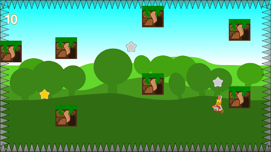 Capture d'écran Caveman Escape