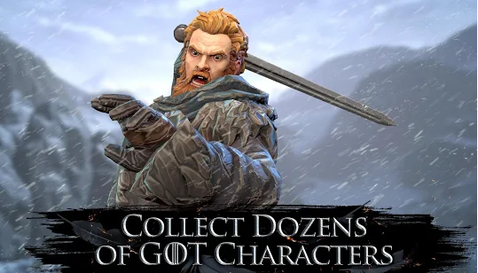 Capture d'écran Game of Thrones Beyond the Wall IOS