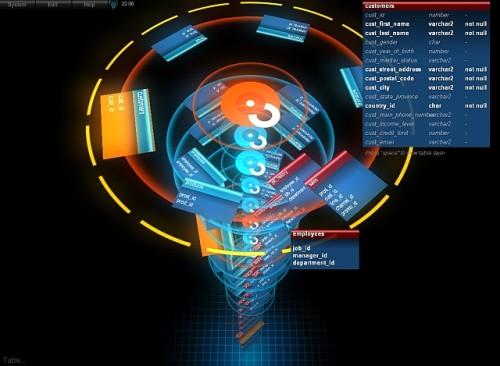 Capture d'écran DIVA