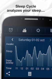 Capture d'écran Sleep Cycle alarm clock