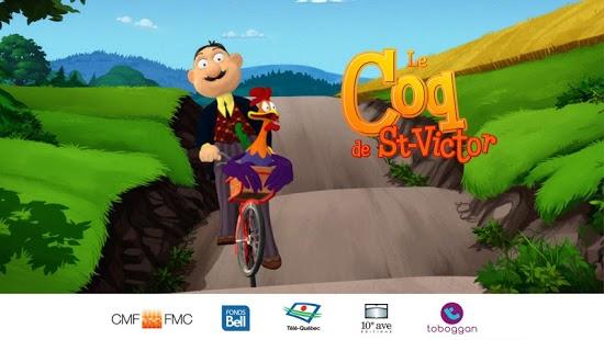 Capture d'écran Le Coq de St-Victor