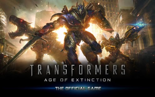 Capture d'écran Transformers : Age of Extinction Android
