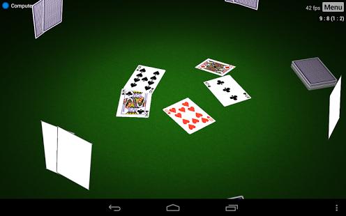 Capture d'écran Tablanet 3D (Tablic)