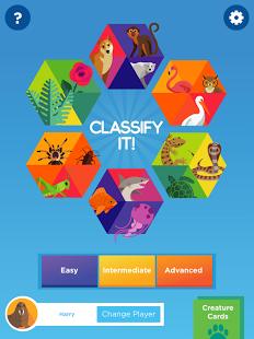 Capture d'écran Classify It!
