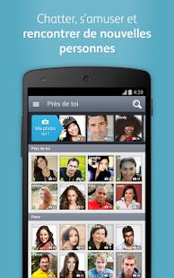 Capture d'écran Badoo Premium