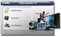 Capture d'écran Ulead Video Studio Plus