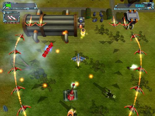 Capture d'écran Space Strike